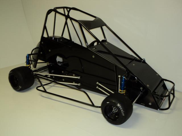 Quarter midget racecars